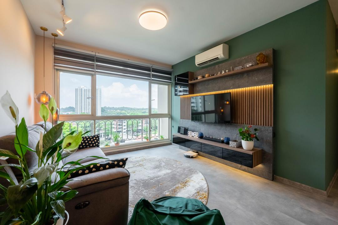 The Gardens At Bishan by Design 4 Space