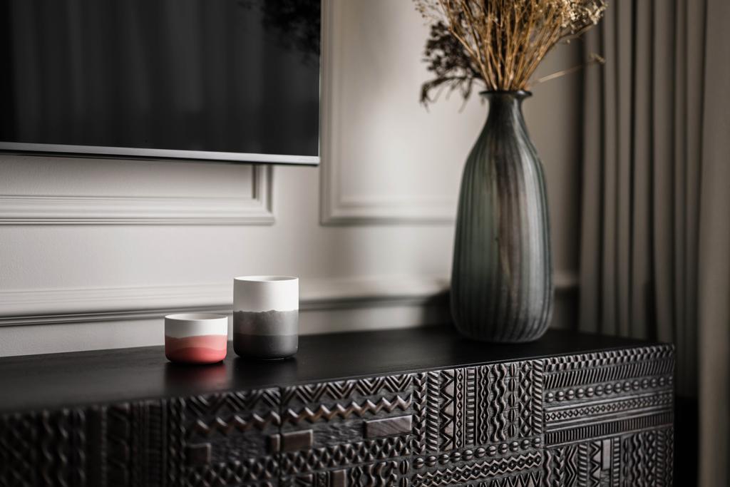 Contemporary, Condo, Living Room, Haig Court, Interior Designer, Carpenters 匠