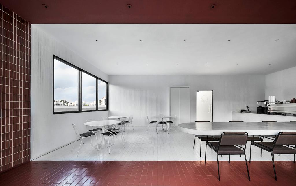 Hillview Terrace, Commercial, Interior Designer, Azcendant, Eclectic