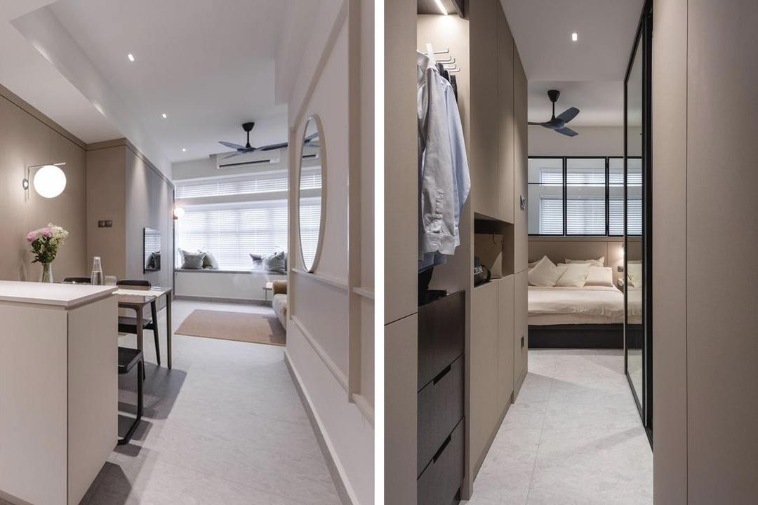 singapore one-bedroom condo renovation 24
