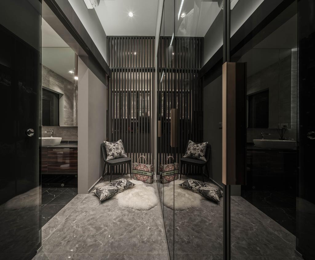 Contemporary, Condo, Hillview Rise, Interior Designer, Weiken.com