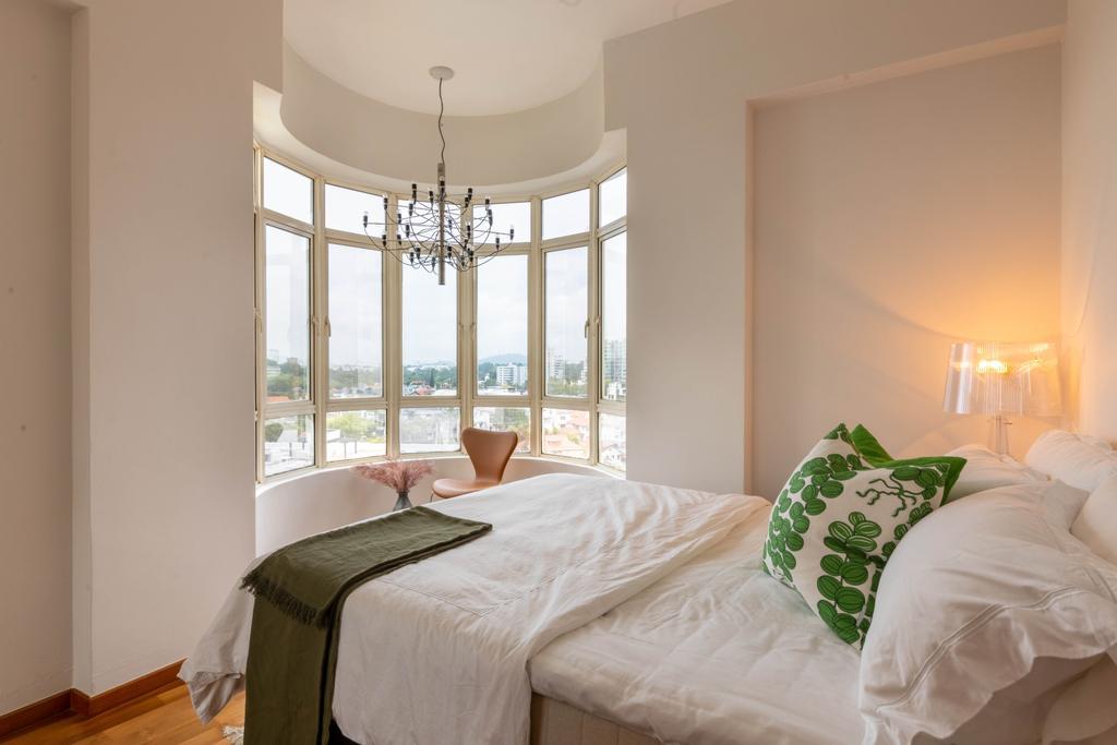 Contemporary, Condo, Bedroom, Robin Regalia, Interior Designer, Livspace