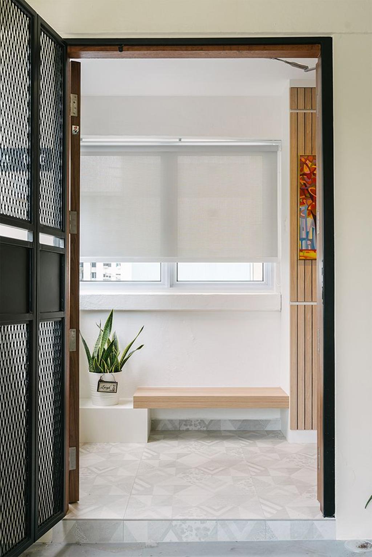 Minimalist, HDB, Living Room, Serangoon Avenue 3, Interior Designer, Triz Arte