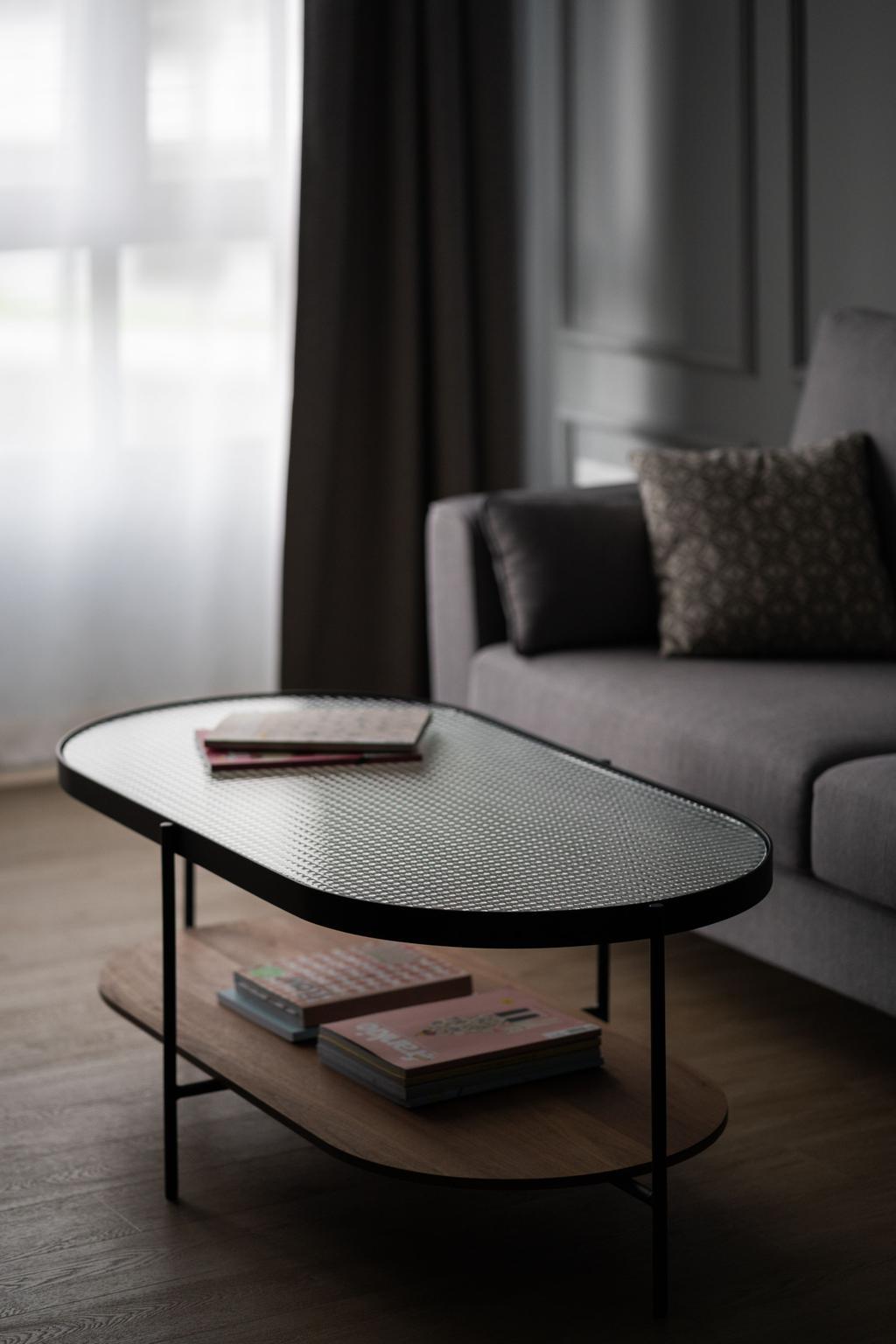 Contemporary, HDB, Living Room, Tampines GreenVerge, Interior Designer, MET Interior