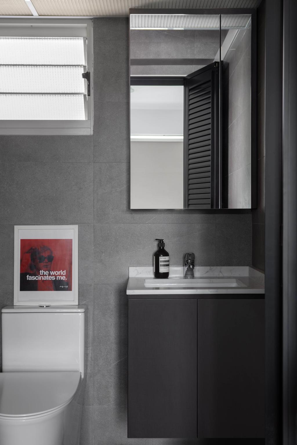 Scandinavian, HDB, Punggol Drive, Interior Designer, Ascend Design