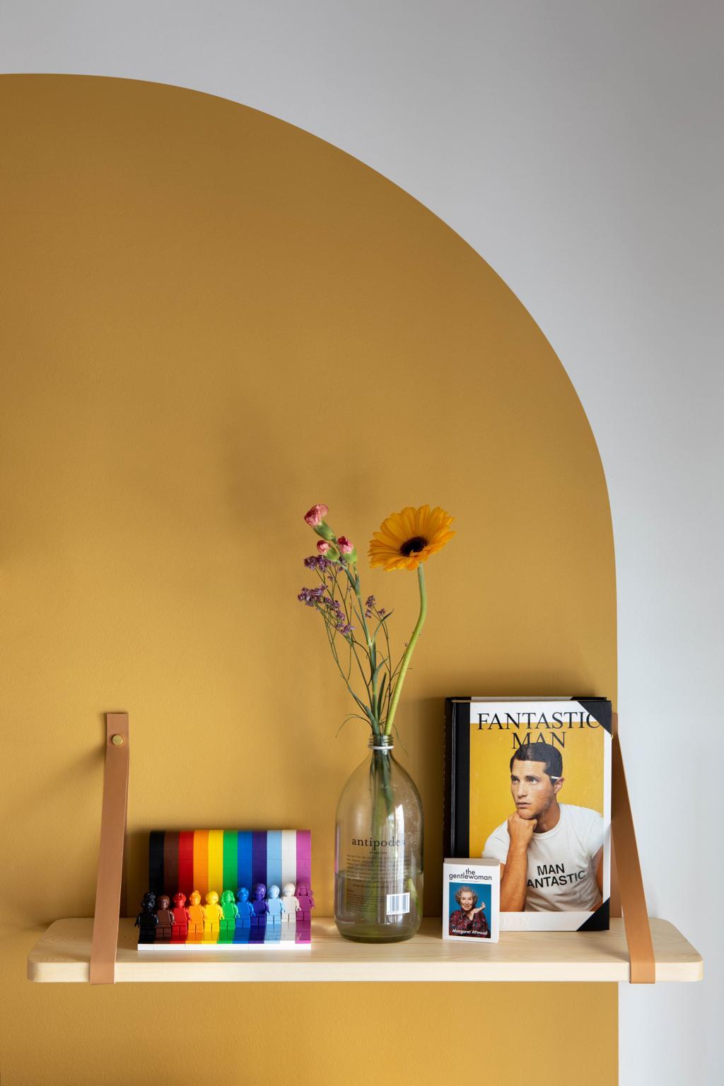 Scandinavian, HDB, Study, Punggol Drive, Interior Designer, Ascend Design