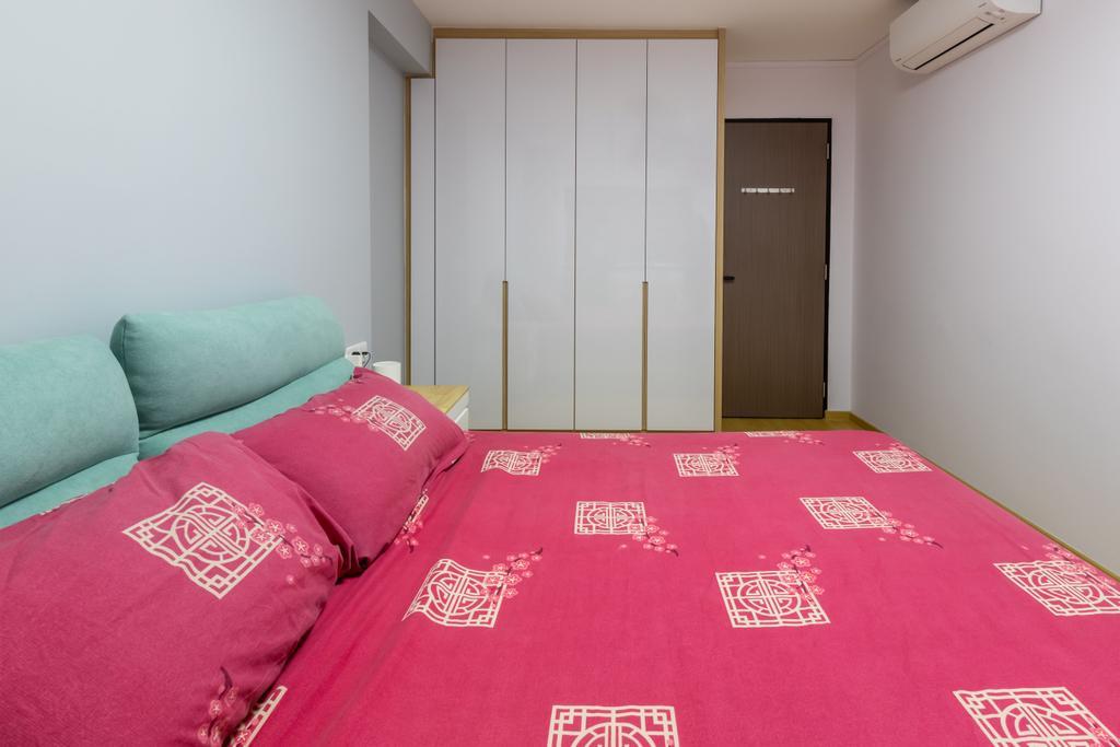 Scandinavian, HDB, Bedroom, Woodlands Street 13, Interior Designer, Des & Co Interior