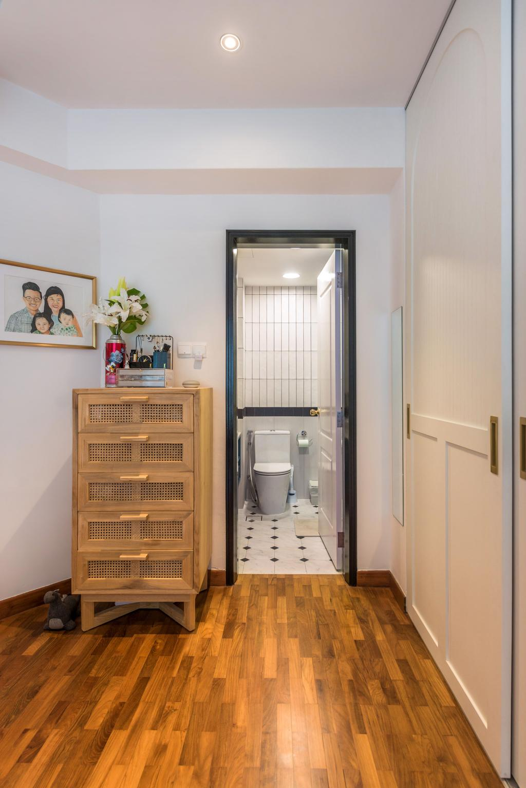 Contemporary, Condo, Bedroom, Santa Fe Mansions, Interior Designer, Archive Design