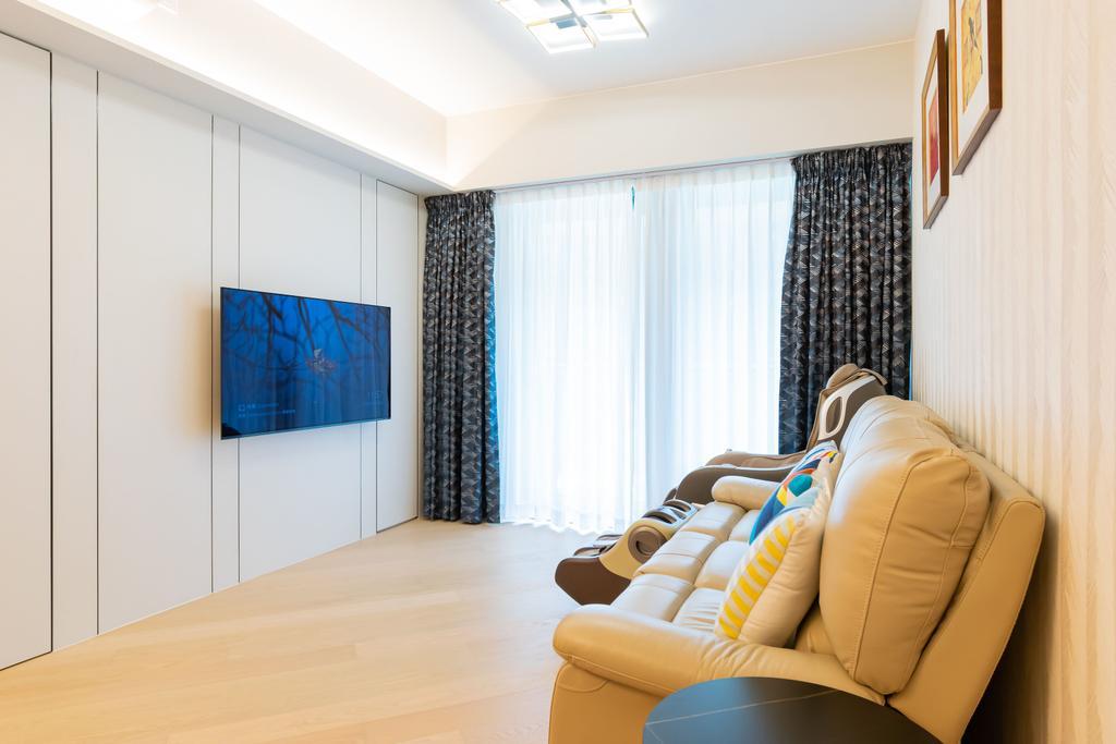 摩登, 私家樓, 大埔天鑽 (The Regent), 室內設計師, 現時設計, 當代