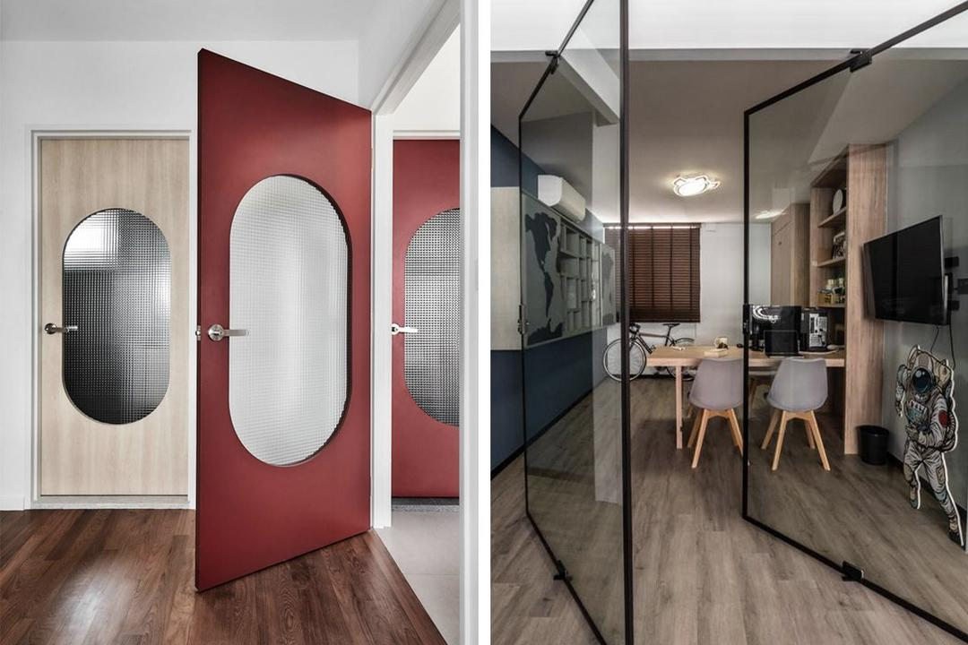 8 Unique Door Designs for Every Entrance in Your HDB Flat 15