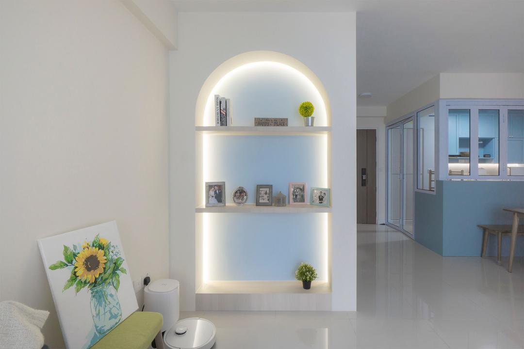 Bedok North Street 4 by Flo Design