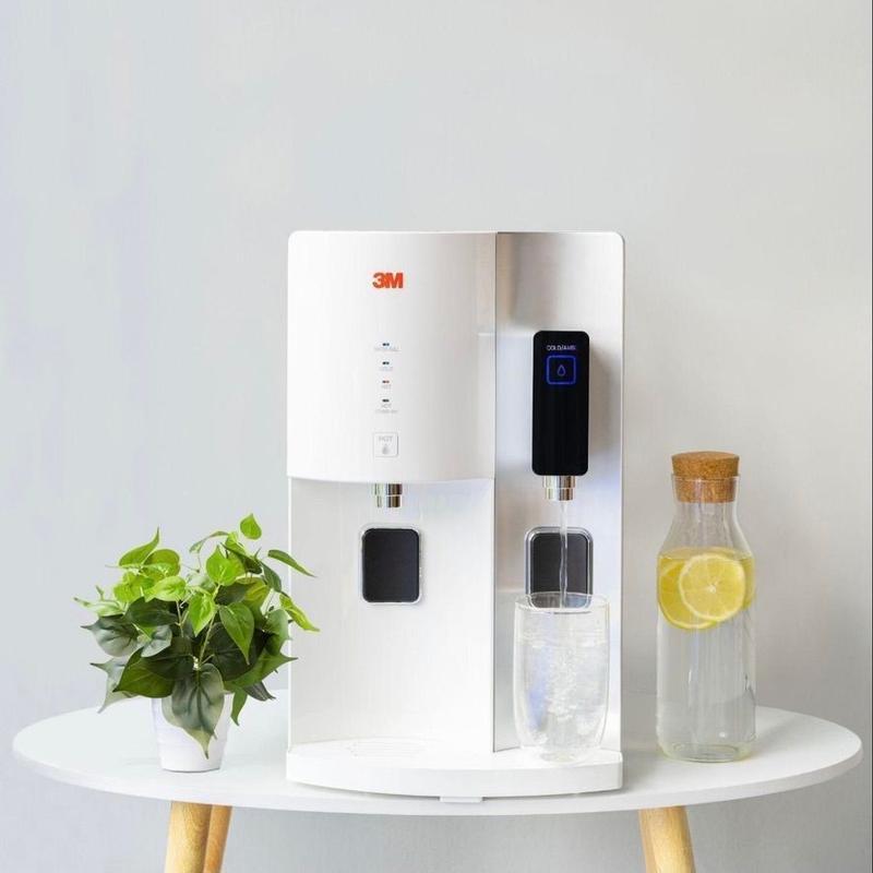 Filtered water dispenser
