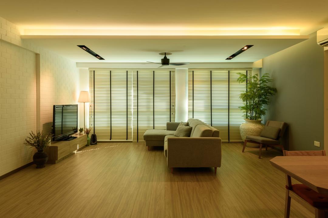 Sumang Link Living Room Interior Design 4