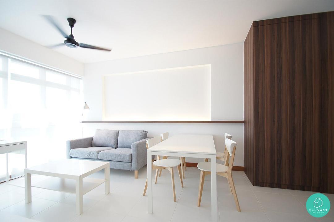 6 Ways To Make Your Rooms Look Bigger 1