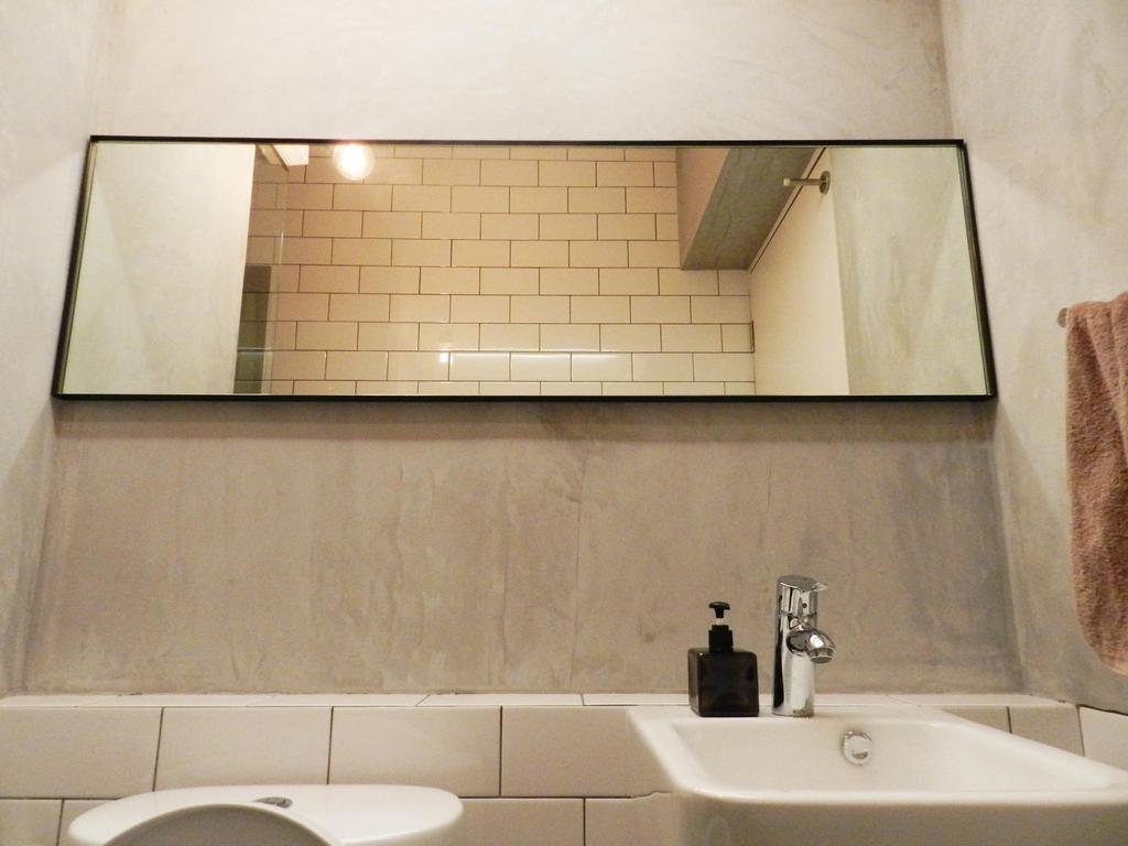 Scandinavian, HDB, Bathroom, Eunos Crescent, Interior Designer, Habit