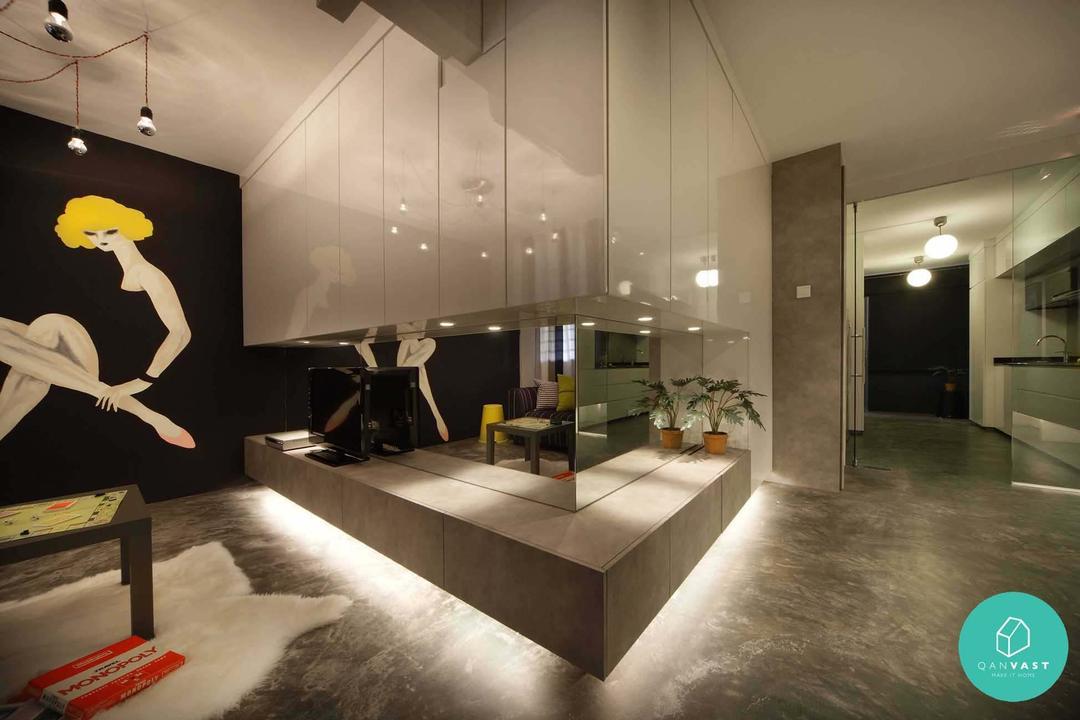 Uber Design House Bedok Loft