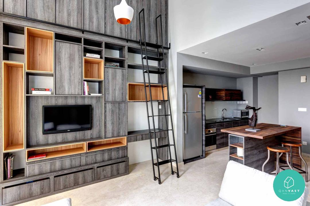 Storage Wars: Free Up Space Like These 10 Charming Homes 16
