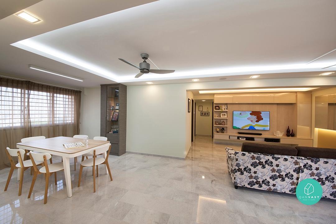 Renovation Journey: A Modern Batik Home