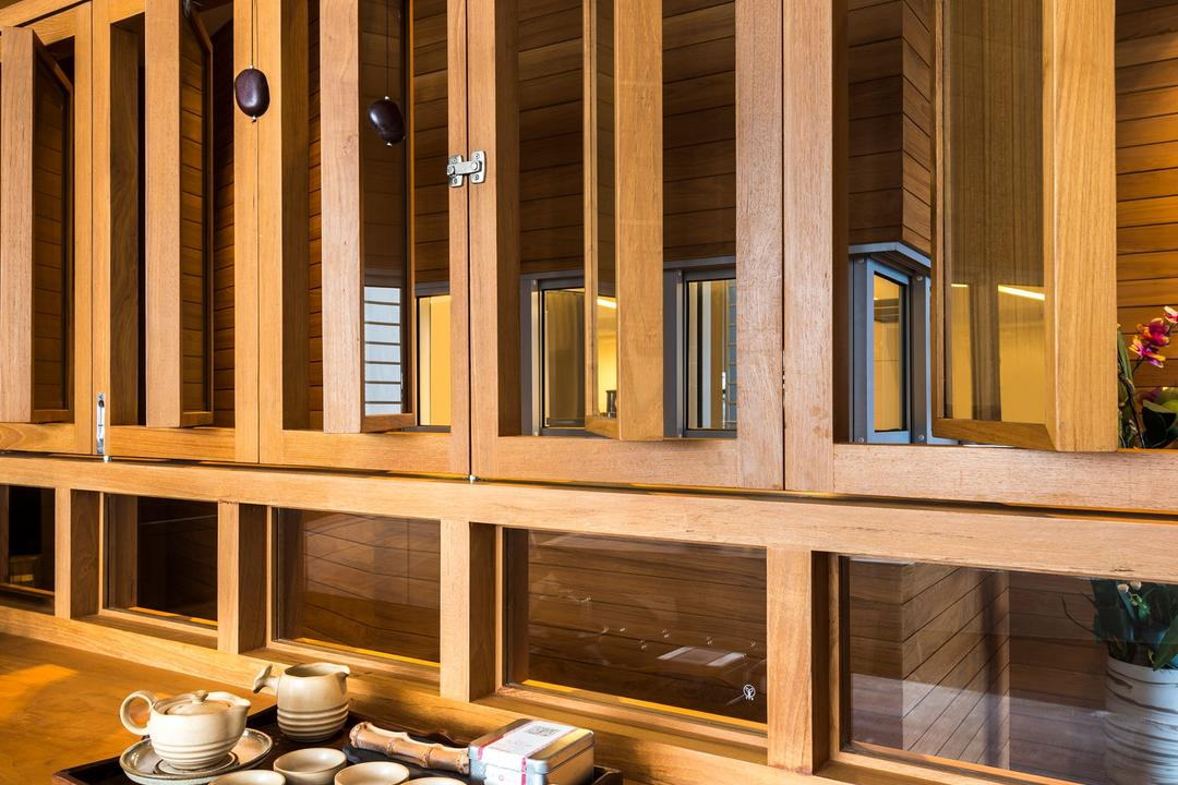 Oceanfront, akiHAUS, Traditional, Condo, Wood, Drawer, Timber, Flat, Rotating Window, Zen, Ornament, Mobile, Storage, Carpentry