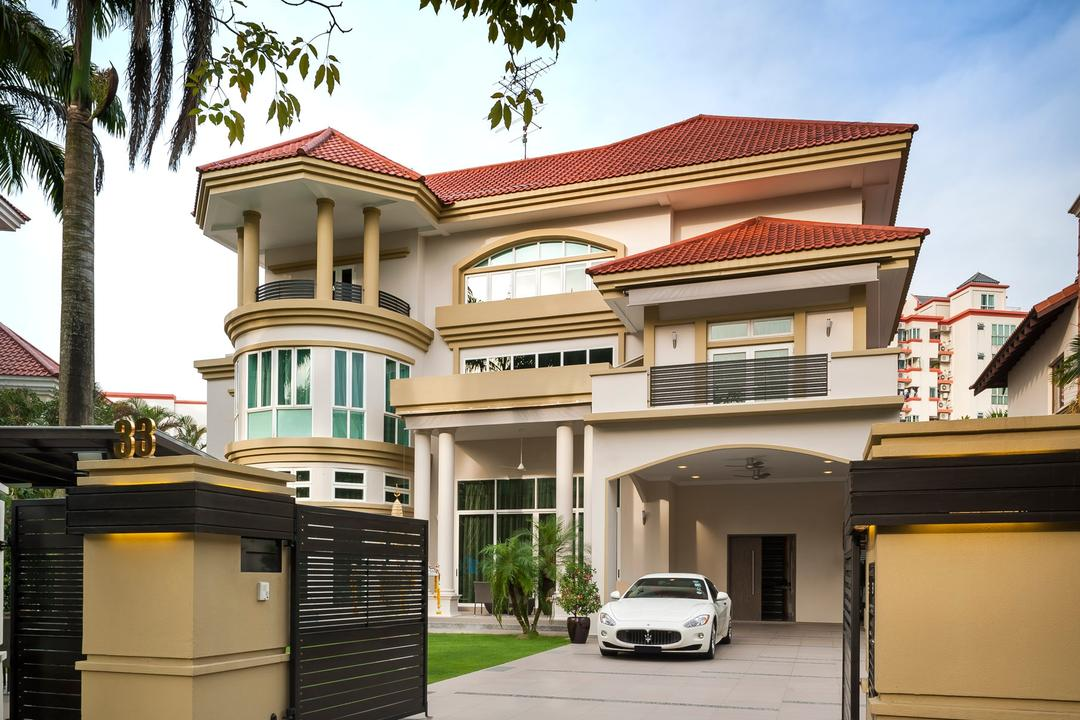Pinewood Grove, Ciseern, Modern, Landed, Bungalow, Building, House, Housing, Villa