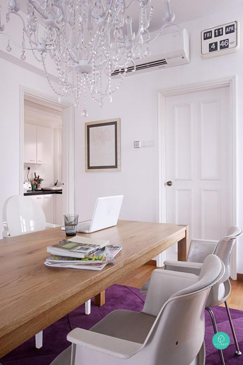 5 Ways To Work An All-White Interior With Style
