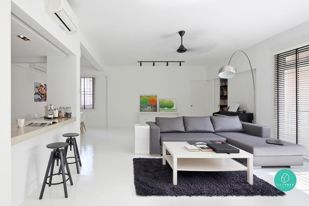 5 Ways To Work An All-White Interior With Style 17