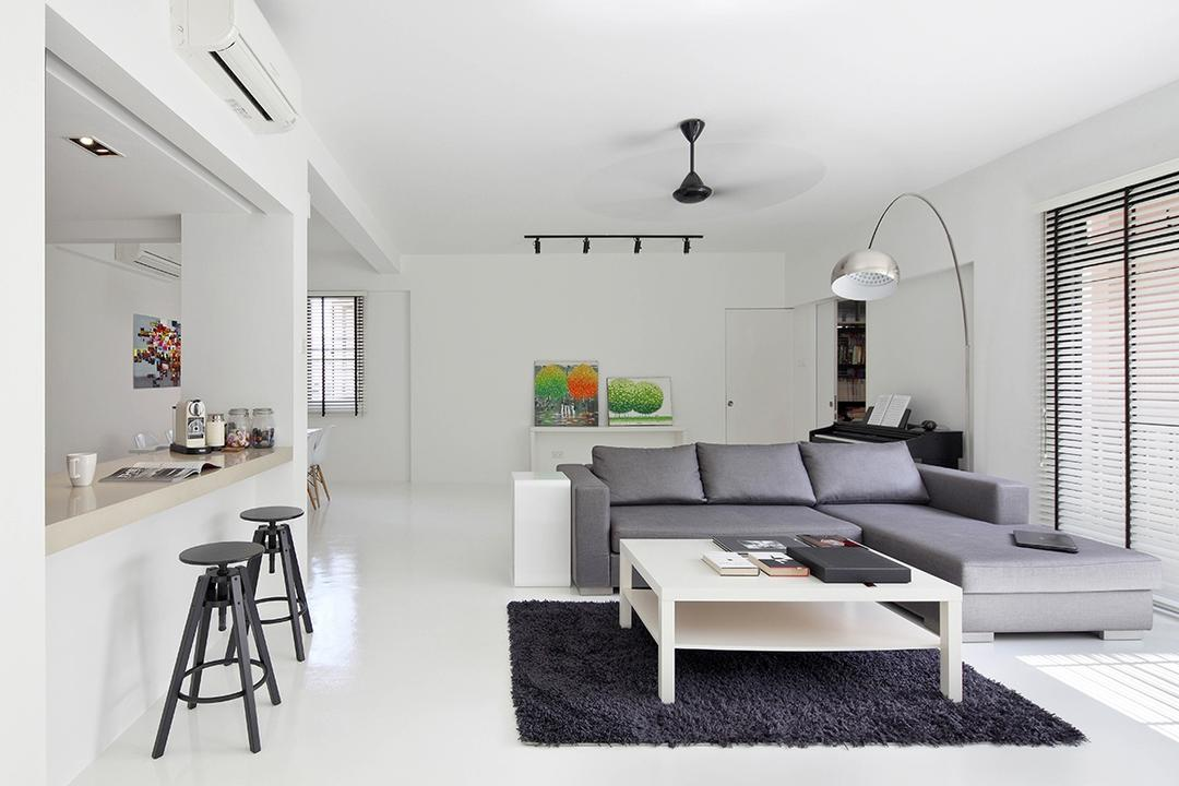 Find Out Why These 10 All-White Homes Are Full of Style