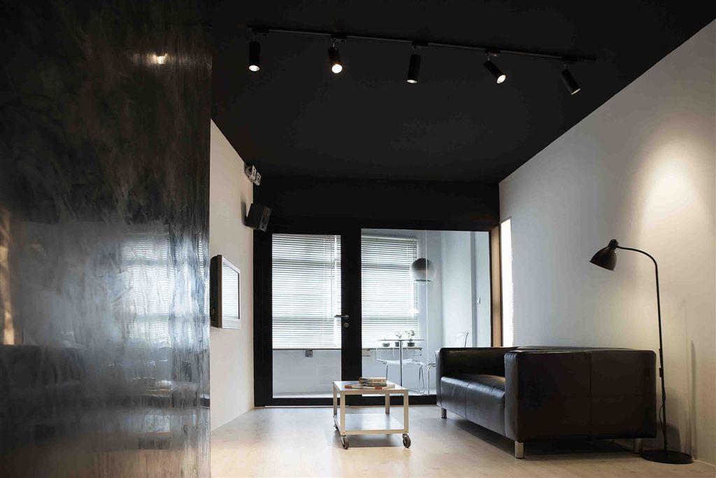 Contemporary, HDB, Living Room, Sengkang, Interior Designer, Free Space Intent, Building, Housing, Indoors, Loft, Desk, Furniture, Table