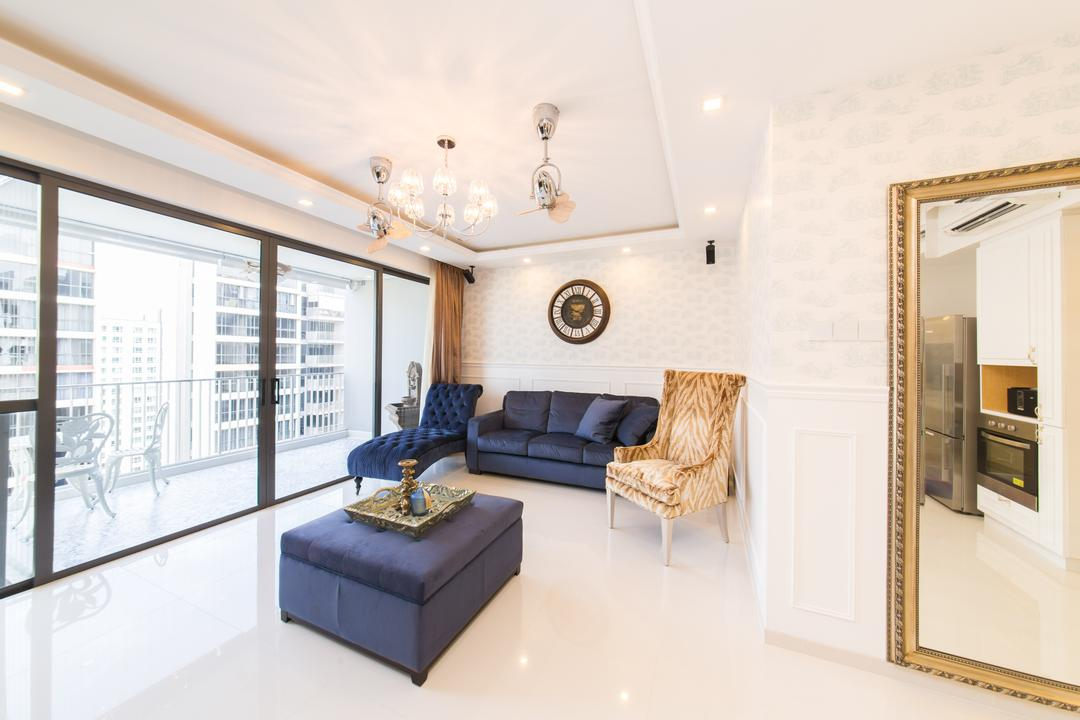 Navy Blue Interior Design Singapore Interior Design Ideas