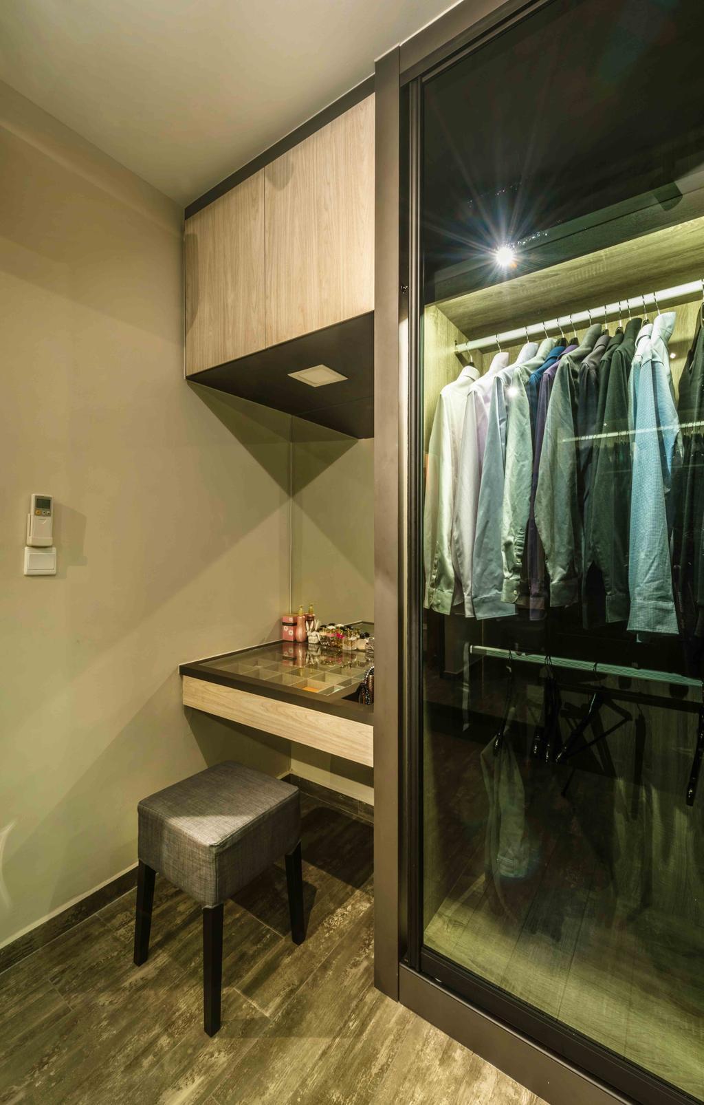 Traditional, HDB, Bedroom, Chai Chee (Block 808C), Interior Designer, Cozy Ideas Interior Design, Modern, Sink