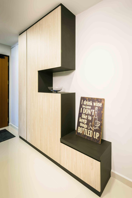 Traditional, HDB, Living Room, Chai Chee (Block 808C), Interior Designer, Cozy Ideas Interior Design, Modern