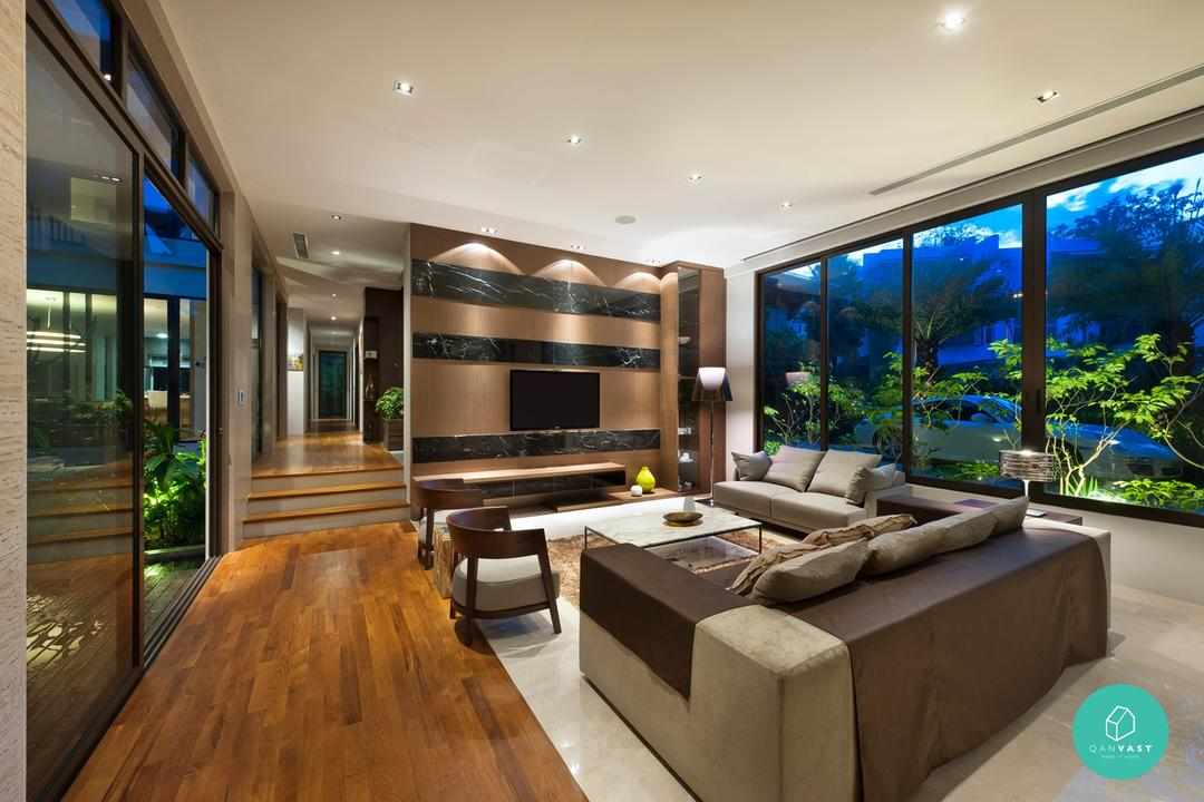 Space Define - Bo Seng - Living Room
