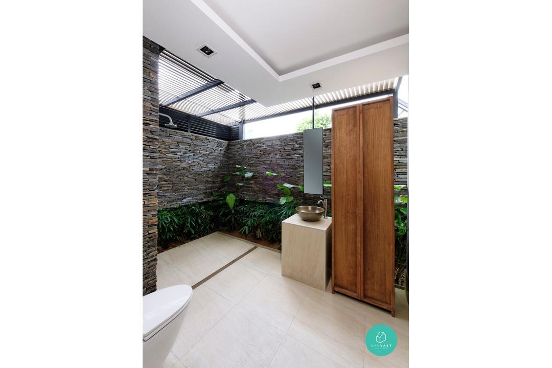 Museum Home - Jalan Senang - Shower Area