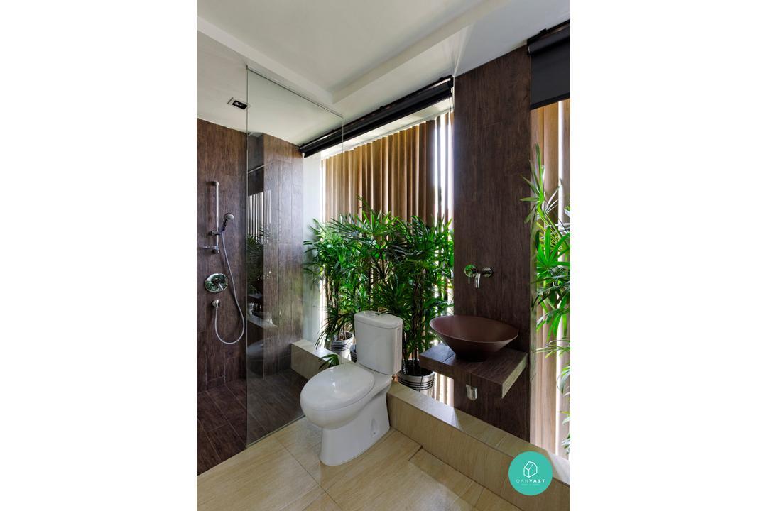 Museum Home - Jalan Senang - Outdoor Toilet