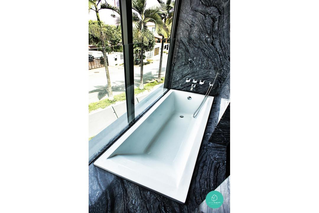Fuse Alliance - Jalan Kelulut - Bathroom Marble Floor