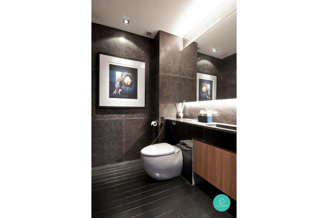 Architology Interiors - Jalan Chempedak - Toilet Sink