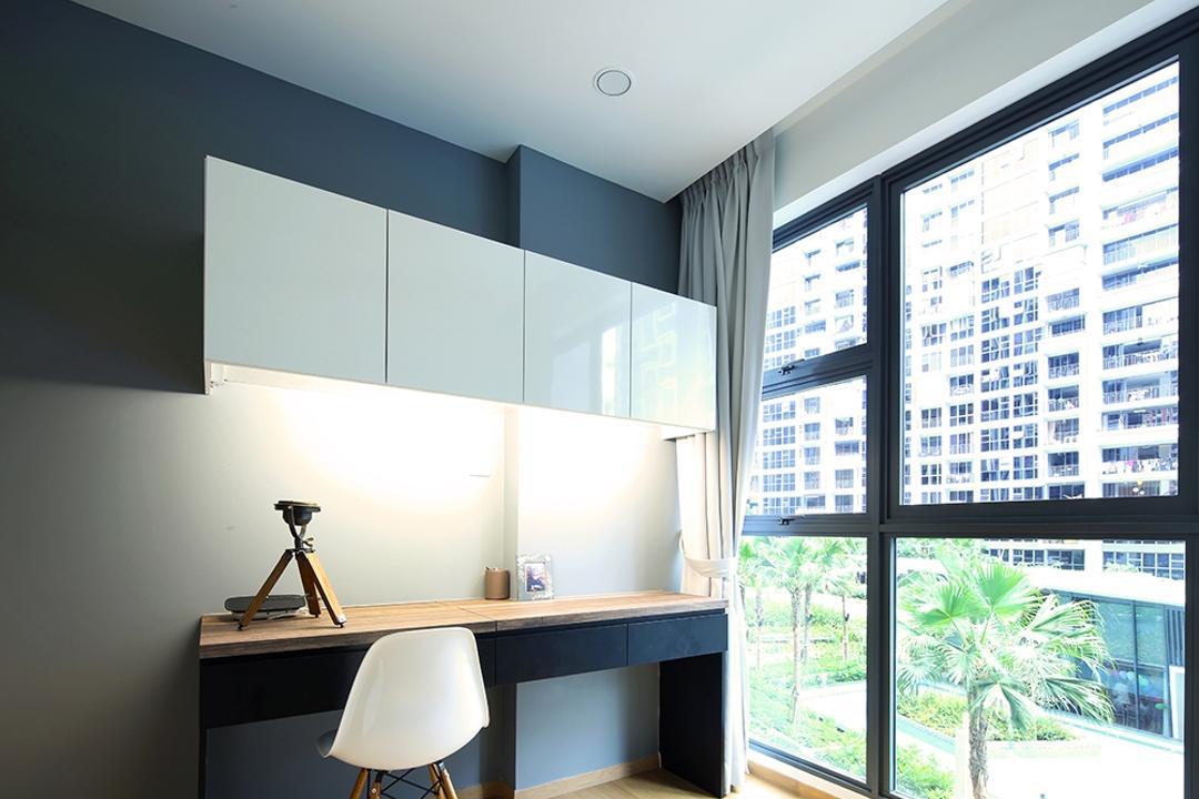Study Area | Interior Design Singapore | Interior Design Ideas