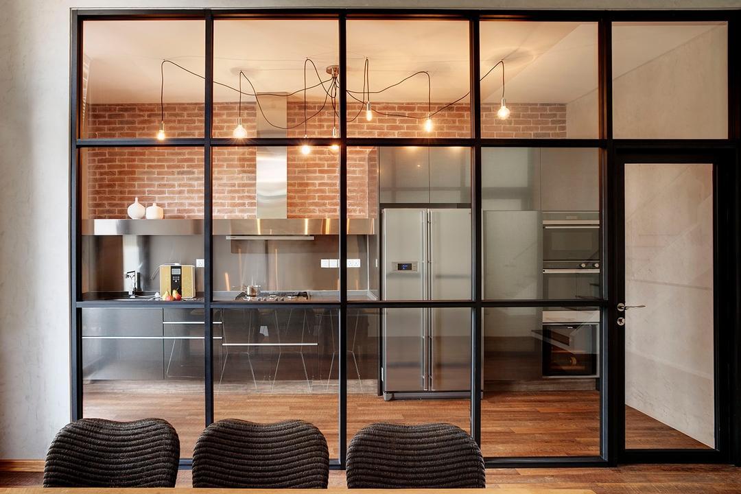 Surin Villas Kitchen Interior Design 5