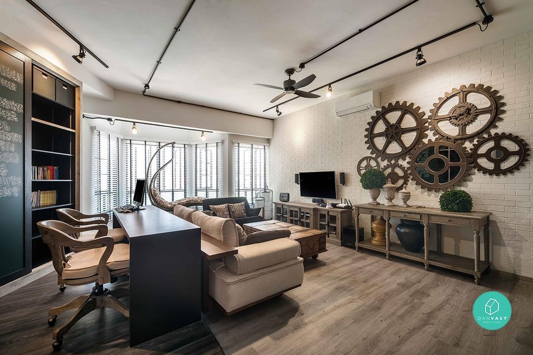 Exceptionnel Smart Interior Design Ideas For Small Condos