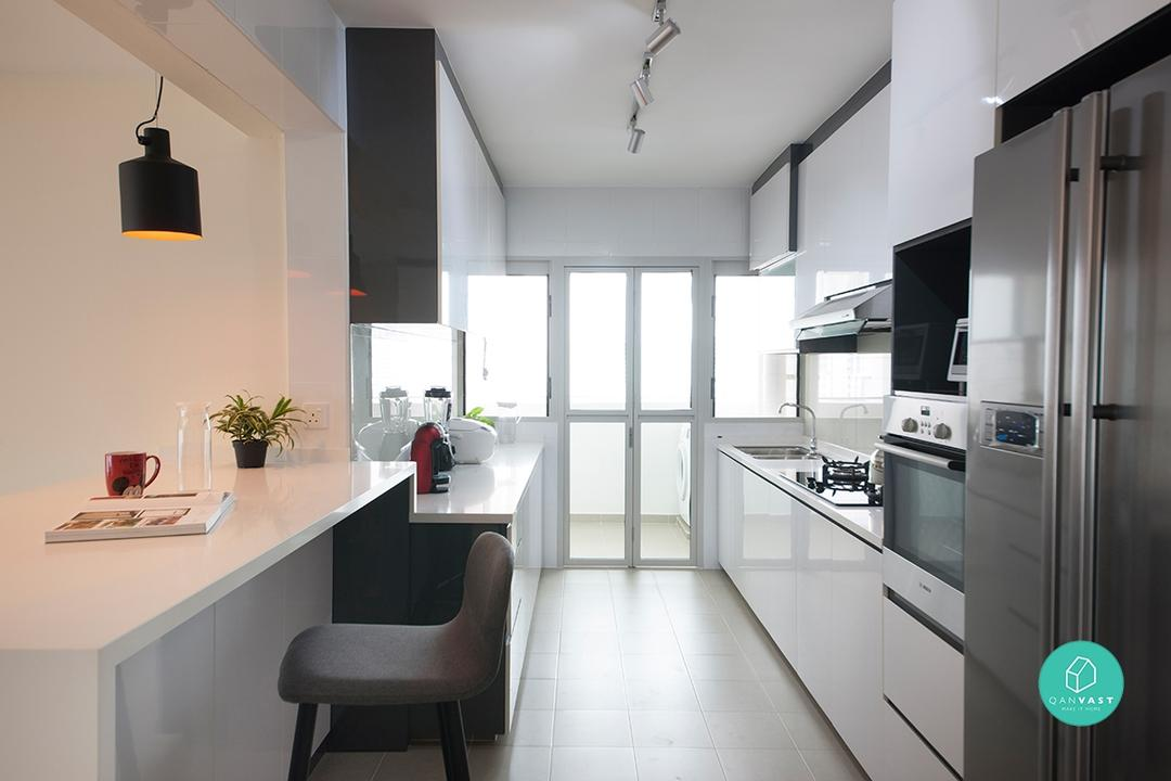 Renovation Journey: Love By The Waterfront