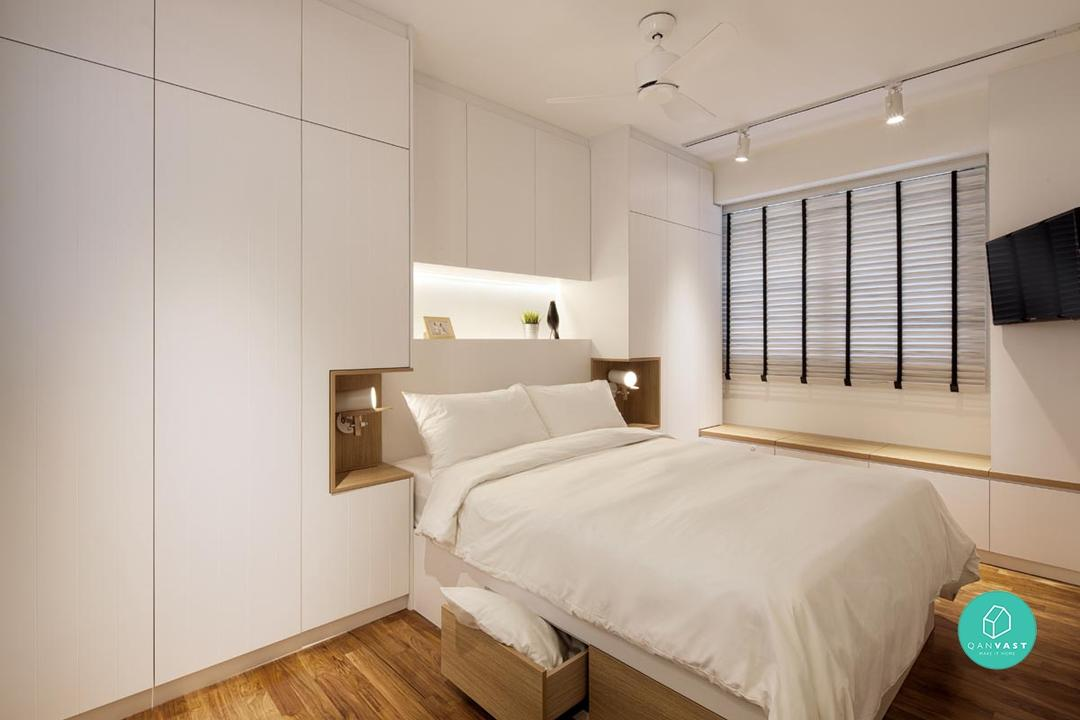 Master Bedroom Design Hdb