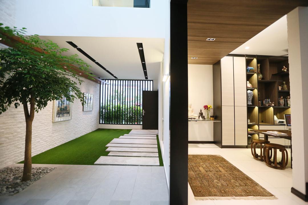 Indoor Garden Interior Design Malaysia Interior Design Ideas