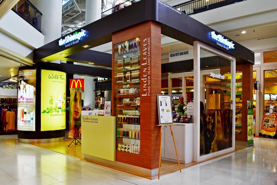 Skin Topic, Zyon Studio Sdn. Bhd., Traditional, Commercial, Kiosk