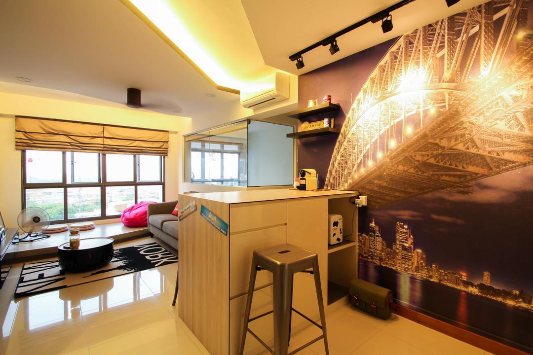 Bar Counter Design | Interior Design Singapore | Interior ...