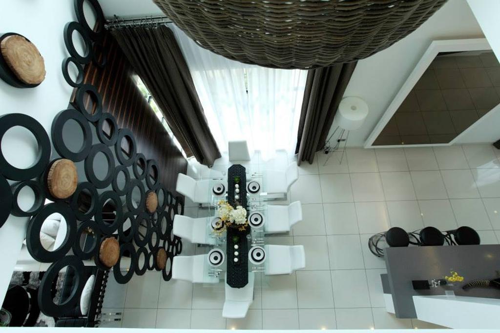 Modern, Landed, Dining Room, 16 Sierra, Interior Designer, The Grid Studio