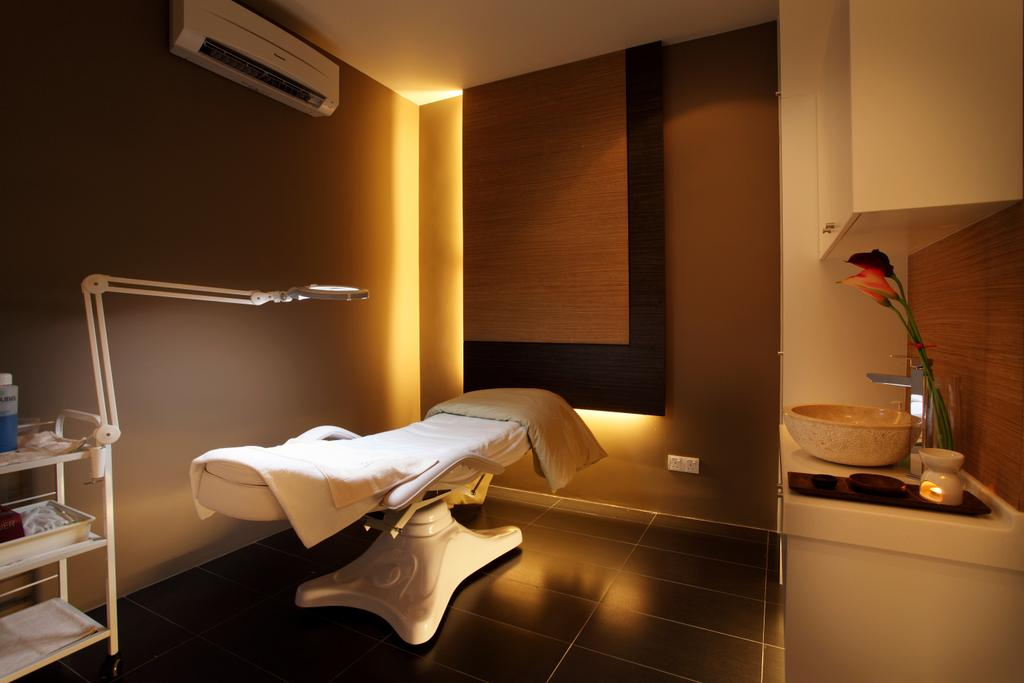 The LifeStyle Clinic, Commercial, Interior Designer, The Grid Studio, Contemporary, Bathroom, Indoors, Interior Design, Room