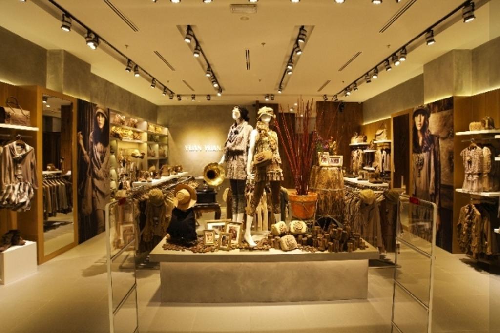 Yuan Yuan, Commercial, Interior Designer, The Grid Studio, Eclectic, Human, People, Person, Shop, Window Display