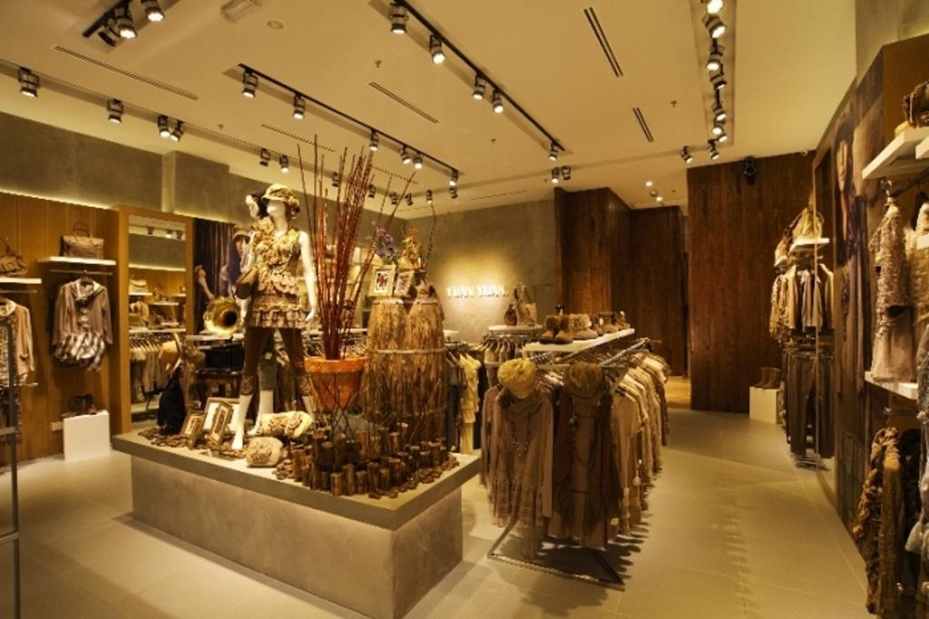 Yuan Yuan, Commercial, Interior Designer, The Grid Studio, Eclectic, Shop