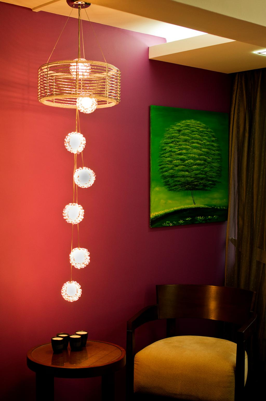 Traditional, HDB, Bedroom, Mcnair Road (Blk 108), Interior Designer, Ingenious Design Solutions, Resting Area, Chit Chat Area