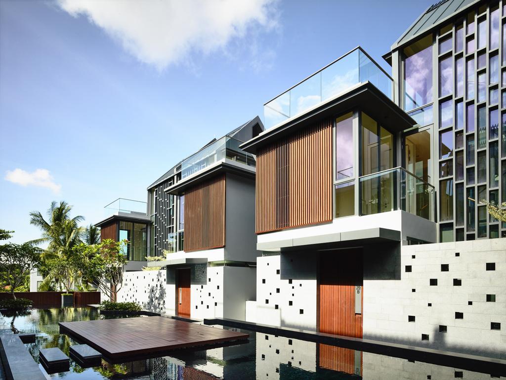 Modern, Landed, Toh Crescent, Architect, HYLA Architects, Building, Housing, House, Villa